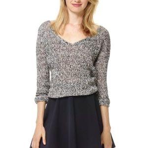Talula Aritzia | Avenue A Asymmetrical Sweater